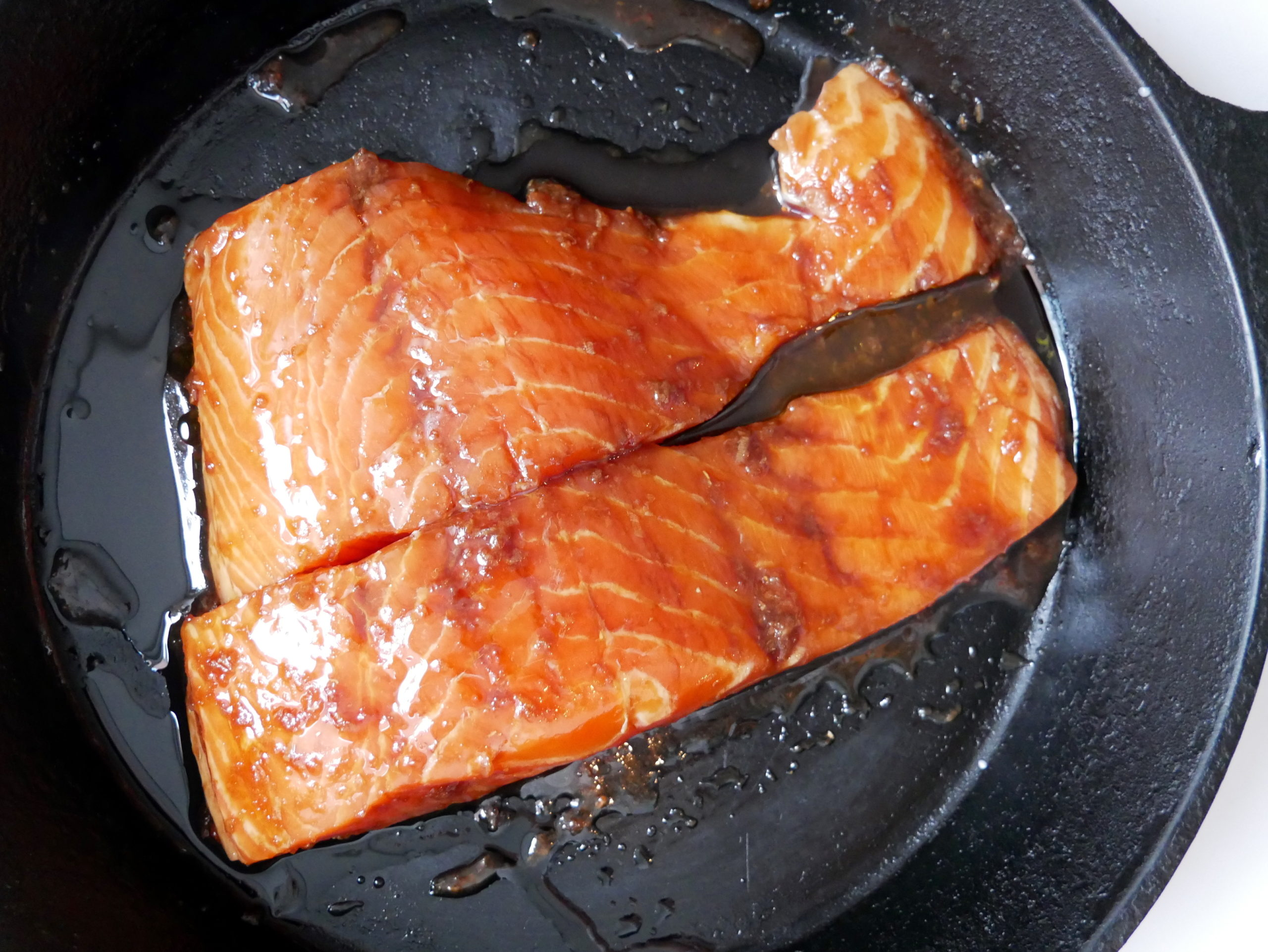 soy marinade salmon